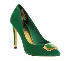 Ted Baker Roquet Jewel Heel Green Suede Heel http://shop.pixiie.net/womens-ted-baker-roquet-jewel-heel-green-suede-heels-green/