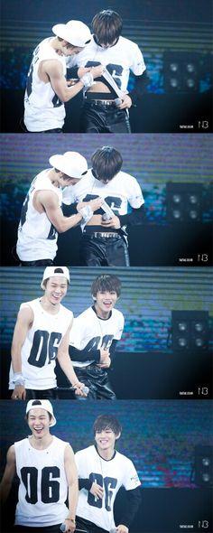 BTS | JIMIN & V ♡