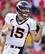 New York Jets Obtain Tim Tebow in Trade With Denver Broncos