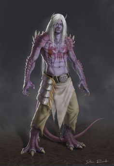 Dragon disciple. One of my players wants to be this guy. Thats all ...