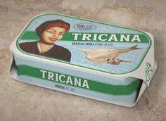 Tricana, sardine pack.