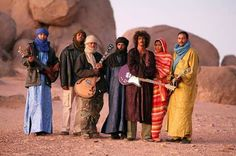 Tuaregs.