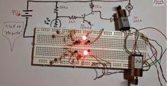 Como hacer un #Robot seguidor de luz | #Robótica Educativa Iron Man, Chandelier, Ceiling Lights, Home Decor, Followers, Quizes, Make A Robot, Lights, Candelabra