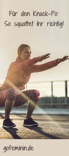 So bitte nicht! 5 Fehler, die ihr beim Squatten unbedingt vermeiden solltet