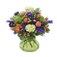 Urbana IL Florist - Champaign IL Flower Shop - Flowers in Central Illinois - Blossom Basket Florist