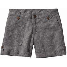 Patagonia Island Hemp Shorts - Women's