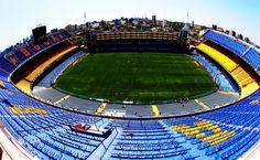 @Boca Estadio Alberto J. Armando, La Bombonera #9ine