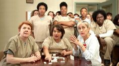 Actriz de Orange is The New Black visita por primera vez una cárcel de mujeres
