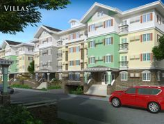 Apple One - Banawa Heights Pacific Heights, Condominium, Bay Area, Be Perfect, Villas, Swimming Pools, Basketball Court, Shops, Cozy