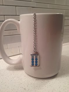 Doctor Who Inspired Charm Tea Ball Infuser ~ Tardis Tea Infuser ~ Dr. Who Tea Infuser ~ Novelty Tea Infuser ~ Loose Leaf Tea Infuser by CleverKarma on Etsy https://www.etsy.com/listing/218837433/doctor-who-inspired-charm-tea-ball