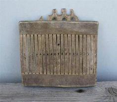 Swedish Tape Loom from the 1700s. From Dalecarlia (Dalarna)in Sweden.