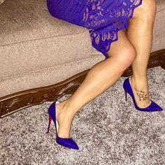 those heels!!