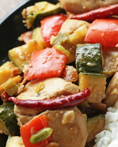 Takeout-Style Kung Pao Chicken | Takeout-Style Kung Pao Chicken