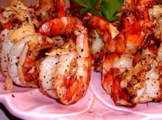 Grilled Shrimp With Garlic And Herbs Recipe - Food.com: Food.com