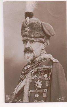 King William II of Wurttemberg.