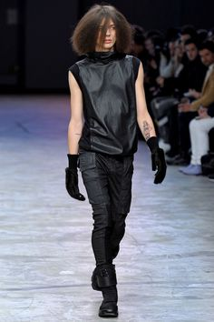 Rick Owens | Fall 2013 Menswear Collection | Style.com