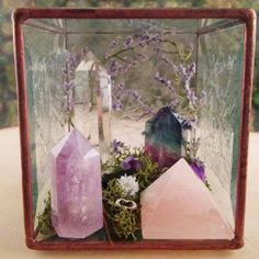 The newest Crystal Garden is now available. Take a look... :)