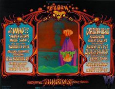 The Who, Grateful Dead