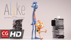"CGI Animated Short Film HD ""Alike "" by Daniel Martínez Lara & Rafa Cano ..."
