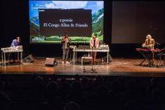 #poesiefestival berlin - Ryo Fujimoto, El Congo Allen, Jimi Tenor und Kelvin Sholar (c) gezett