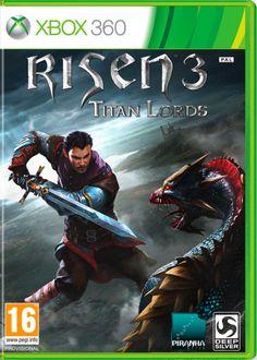 Risen 3 Titan Lords XBOX 360  #Risen3 #XBOX360 #PS3 #PC #DeepSilver