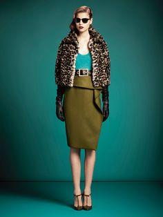 #Gucci #Fall/Winter 2013/2014 #Women's fashion