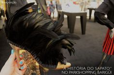 Shoes' exhibition   Exposição A História do Sapato no Parkshopping Barigüi em Curitiba