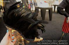 Shoes' exhibition | Exposição A História do Sapato no Parkshopping Barigüi em Curitiba