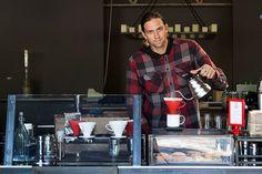 David Kennedy, James Coffee Co.