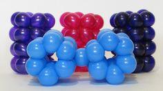 Трубка, цилиндр из шарика / One balloon tube (Subtitles)