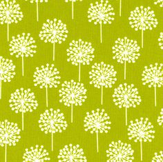 Pure Scandi – Dandelions – Lime