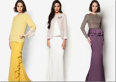What I think when I think about modesty in clothing and Jovian's ready-to-wear JLuxe collection for Raya 2015.