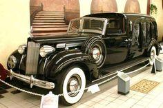 1938 Packard Hearse