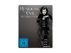 Resident Evil: Retribution - MM exklusviv (Steelbook)