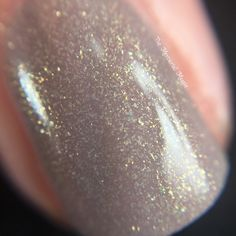 The Mercurial Magpie - When In Doubt, Just Add Glitter Nail Polish Sale, Sinful Colors Nail Polish, Gel Nail Polish, Nail Polishes, Manicures, Love Nails, How To Do Nails, Fun Nails, Brown Nails