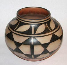 Santo Domingo Pueblo Pot