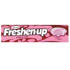 Freshen Up Gum!!