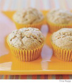 Green Zucchini Muffins - Parenting.com