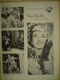 Van Raalte Gloves. Because you love nice things (1946)
