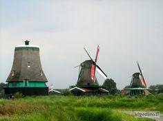 Mulini a vento: una delle 10 cose da vedere durante un weekend ad Amsterdam