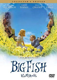 Big Fish (Subtitled) on iTunes Big Fish Film, Big Fish Movie, Film Big, Best Movie Posters, Cinema Posters, Film Posters, Cinema Movies, Film Movie, Movie Theater