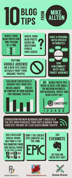 10 Blogging Tips shared during the Blogging Warfare HOA.   #Blogging #ContentMarketing #BloggingTips