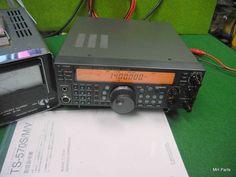 """Sale!!!! Kenwood TS-570S HF / 50MHz All Mode Transceiver (100w) Auto Antenna Tuner FREE SHIPPING  Buy / Comprarlo en  MH Parts and Facebook: us/ 642 Free Shipping  eBAY Price us/720 Free Shipping : https://www.ebay.com/itm/382494419580  Mercadolibre Correo Gratis: $2.078.000  Write Us / Escribanos """"MH Parts always thinking in our Ham Radio stations"""" """"MH Parts siempre pensando en nuestros Radioaficionados"""" #electronic #radio #hamradio #icom #yaesu #kenwood #swap #radioaficionados…"""