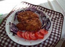 Paprikové lusky, smažené, plněné balkánským sýrem Pancakes, French Toast, Muffin, Syr, Breakfast, Food, Red Peppers, Morning Coffee, Essen