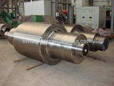 Chrome Cast Iron Supporting Rolls for Steel Mill Manufacturer