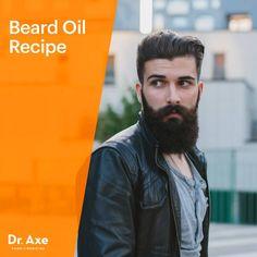 Beard oil recipe - Dr. Axe