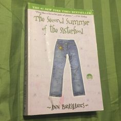 The Second Summer of the Sisterhood Part of the Sisterhood of the Traveling Pants by Ann Brashares Other