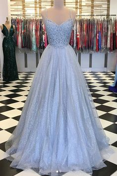 #promdresses #longpromdresses #bluepromdresses #shinypromdresses #eveningdresses #partydresses #formaldresses