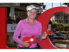 Brooke Henderson of Canada poses at a photo op ahead of the LPGA LOTTE Championship Presented By Hershey at Ko Olina Golf Club on April 12, 2016 in Kapolei, Hawaii. (Photo by Christian Petersen/Getty Images) Top Photos of the Week: April 17, 2016 | Golf Channel