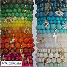 Monday Make :: Merry & Bright Bracelets - Halcraft USA
